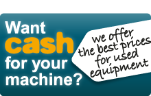 We Buy Used Commercial Laundry Equipment