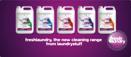 Wolf Laundry Launches New Cleaning Range: Fresh Laundry